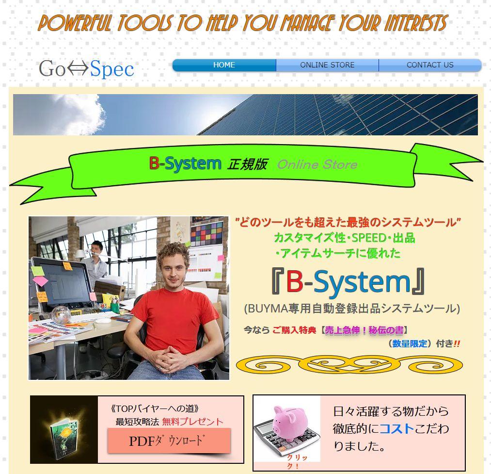 B-System